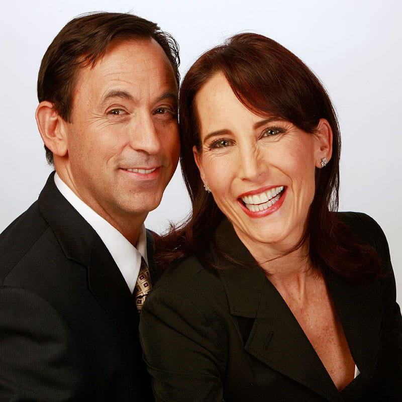 Drs. Steven and Debra Glassman